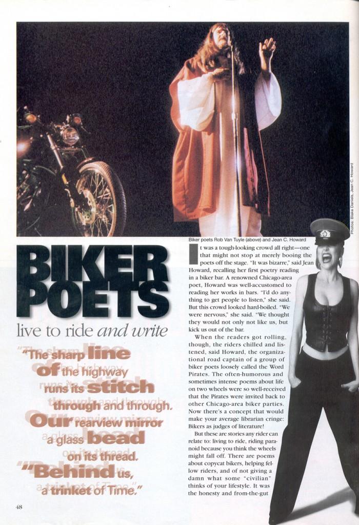Biker Poets Press